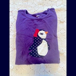 Gymboree girl's long sleeve shirt 👚